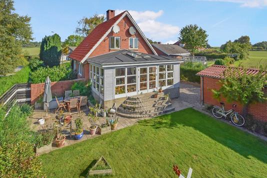 Villa på Sønderborg Landevej i Gråsten - Ejendom 1