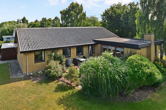 Villa på Rosenvej i Sønderborg - Ejendommen