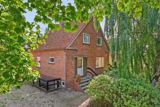 Villa på Jernbanegade i Padborg - Ejendom 1