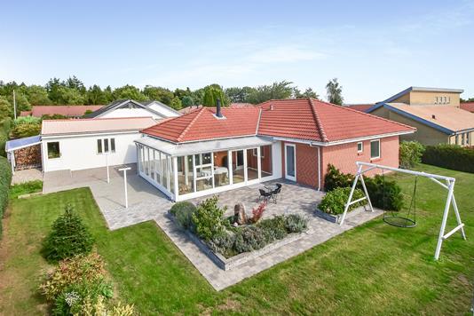 Villa på Hvedemarken i Gråsten - Ejendom 1