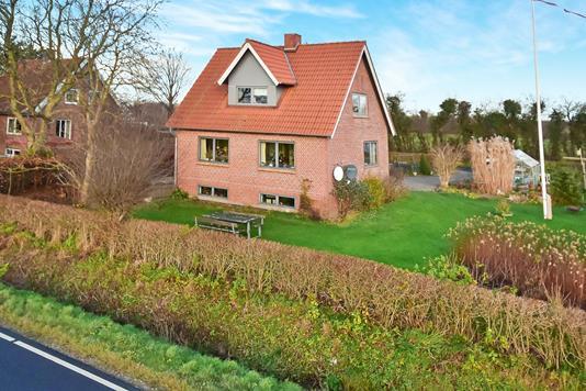 Villa på Søndervejen i Kruså - Ejendom 1