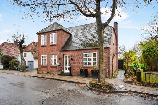 Villa på Vestergade i Broager - Ejendom 1