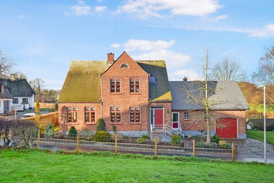 Villa på Stranderød i Gråsten - Ejendom 1