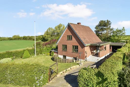Villa på Fjordvejen i Gråsten - Ejendom 1