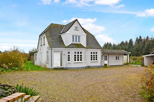 Villa på Sønderbjerge i Padborg - Ejendom 1