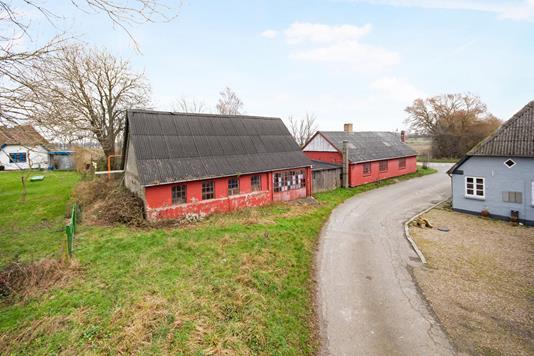 Villa på Kegnæs Færge i Sydals - Ejendom 1