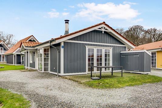 Fritidsbolig på Marina Fiskenæs Feriepark i Gråsten - Ejendom 1