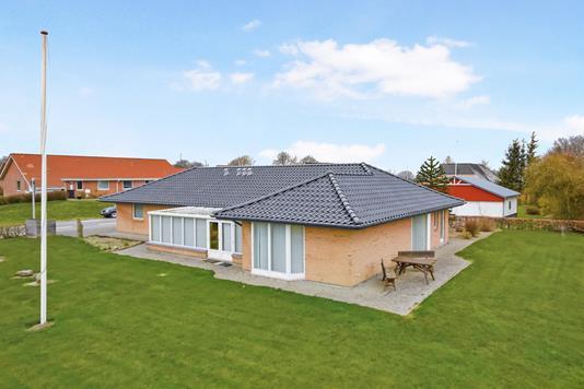 Villa på Hærvejen i Padborg - Ejendom 1