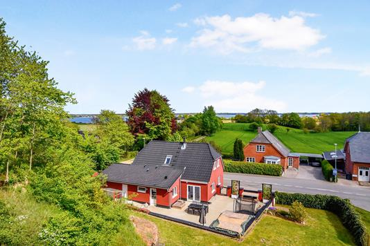 Villa på Nederbyvej i Gråsten - Ejendom 1