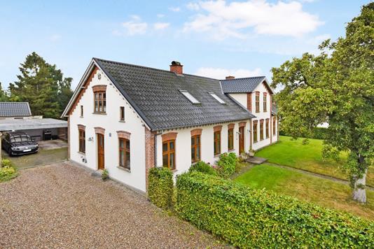 Villa på Kværsgade i Gråsten - Ejendom 1