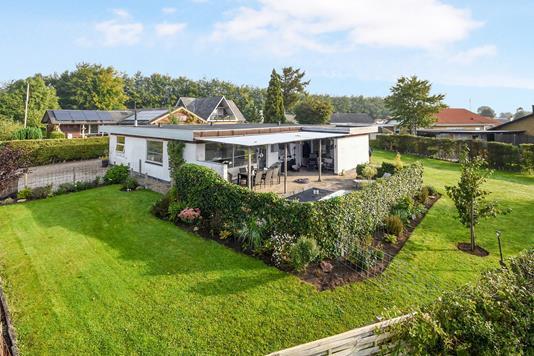Villa på Violvej i Gråsten - Ejendommen