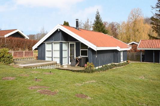 Fritidsbolig på Bredmaj i Egernsund - Ejendommen