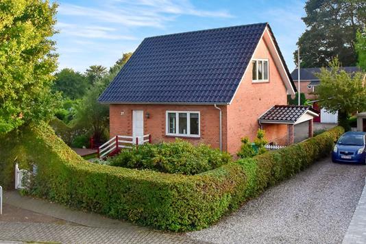 Villa på Kirkegårdsvej i Gråsten - Andet