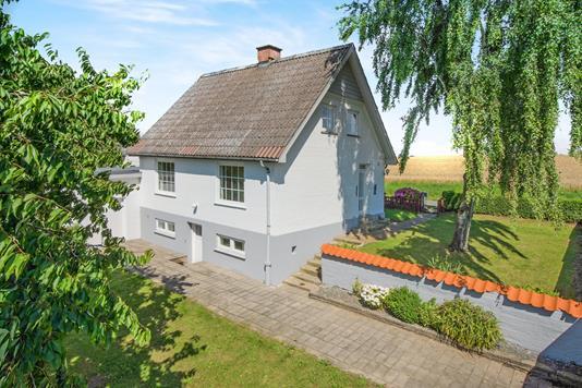 Villa på Ladegårdskov i Gråsten - Ejendommen