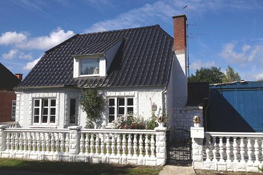 Villa på Nederballe i Broager - Ejendommen