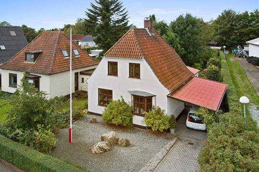 Villa på Bovvej i Padborg - Ejendommen