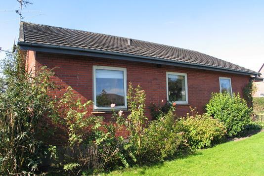 Villa på Søndermosevej i Padborg - Ejendommen