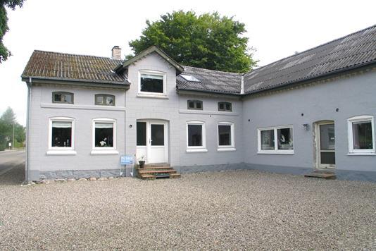 Villa på Kådnermarksvej i Padborg - Ejendommen