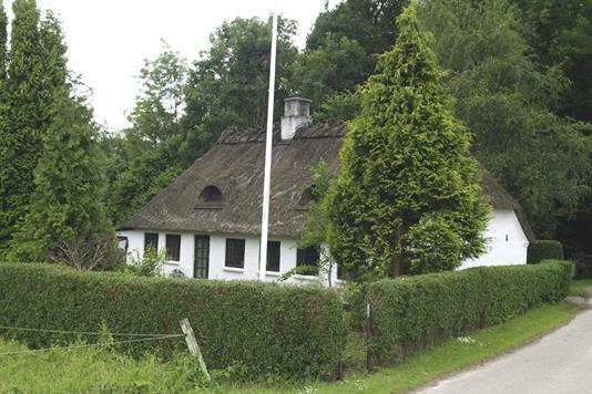 Villa på Kølingbjerg i Aabenraa - Ejendommen
