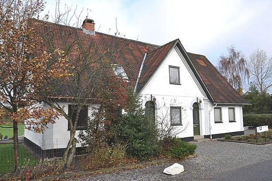 Villa på Nejs Møllevej i Broager - Ejendommen