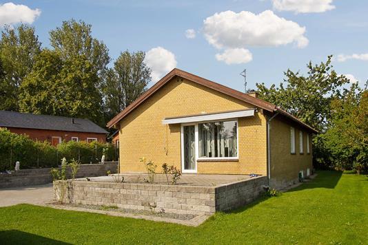 Villa på Stenvej i Gråsten - Ejendommen