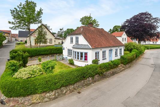 Villa på Østergade i Broager - Ejendommen