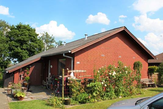 Villa på Lilbækvej i Esbjerg N - Ejendommen