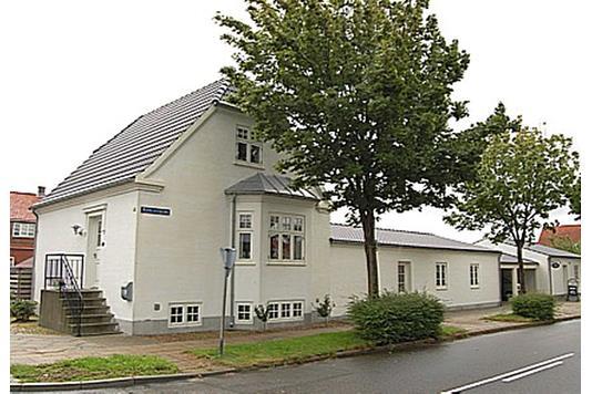 Villa på Baggesens Alle i Esbjerg - Andet