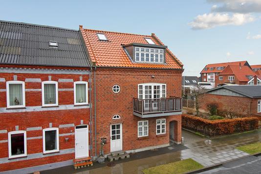 Villa på Svendsgade i Esbjerg - Ejendommen