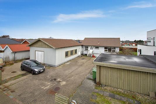 Villa på Irisvænget i Esbjerg V - Ejendommen