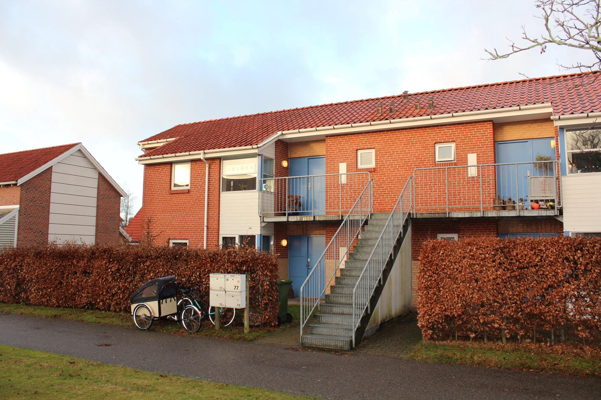 Andelsbolig på Højvangshaven i Esbjerg - Ejendommen