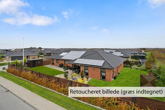 Villa på Jomfruens Kvarter i Esbjerg V - Udsigt