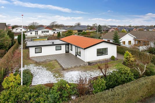 Villa på Fenrisvej i Esbjerg Ø - Ejendommen