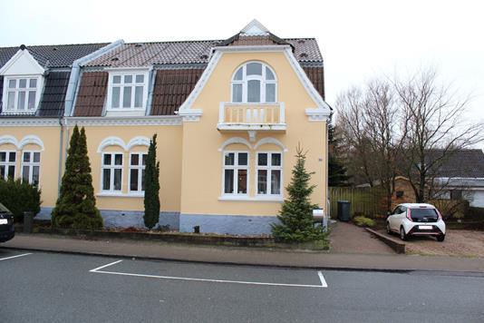 Villa på Nørrebrogade i Esbjerg - Facade bolig