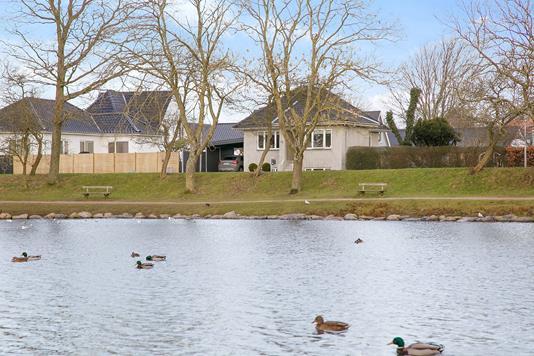 Villa på Ribegade i Esbjerg - Omgivelser