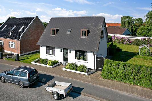 Villa på Jagtvej i Esbjerg Ø - Ejendommen