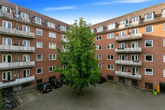 Ejerlejlighed på Frodesgade i Esbjerg - Ejendommen