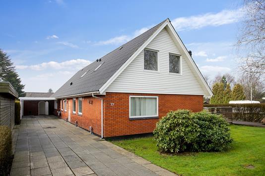 Villa på Tarp Byvej i Esbjerg N - Ejendommen