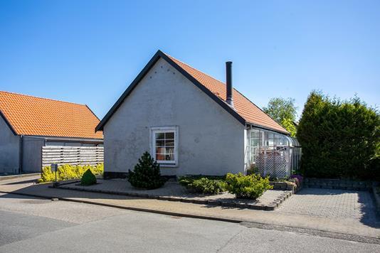 Villa på Kingosvej i Esbjerg - Ejendommen
