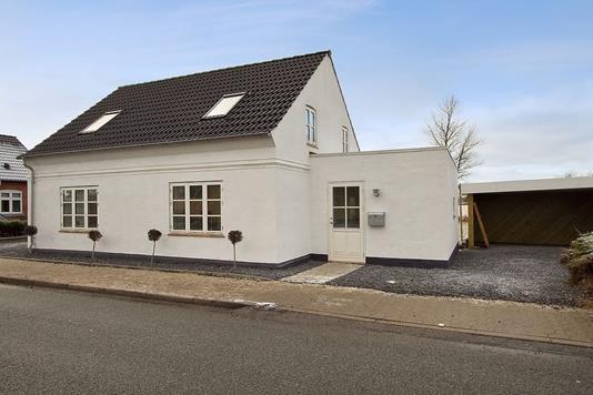 Villa på Vestre Strandvej i Tjæreborg - Andet
