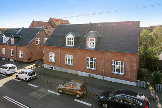 Villa på Frodesgade i Esbjerg - Facade