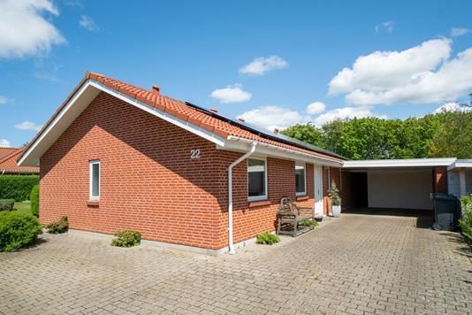 Villa på Kuffen i Esbjerg V - Set fra vejen
