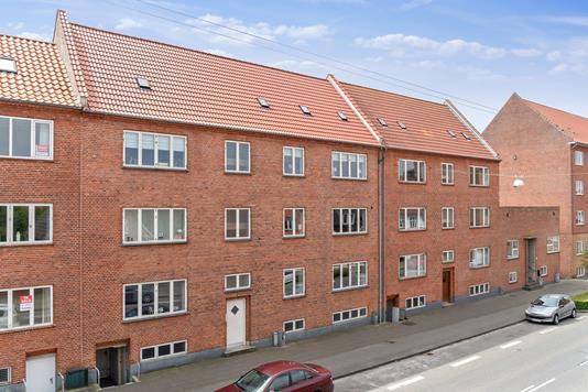 Ejerlejlighed på Frodesgade i Esbjerg - Facade