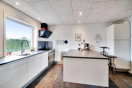 Villa på Ålykken i Esbjerg V - Køkken