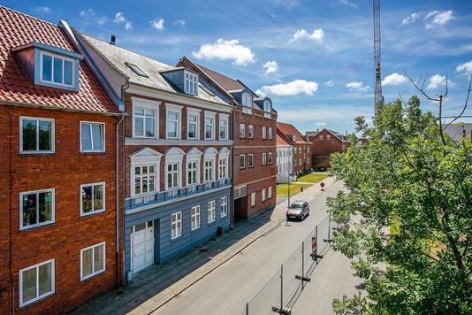 Ejerlejlighed på Exnersgade i Esbjerg - Ejendommen