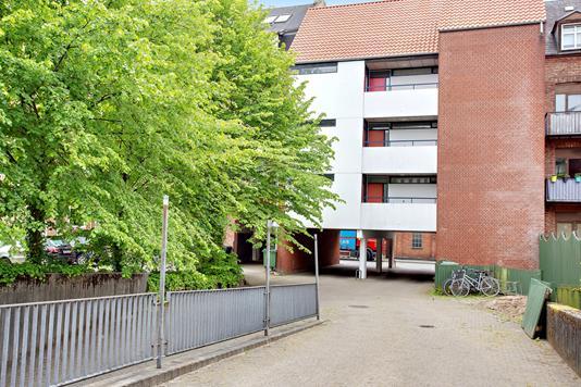 Ejerlejlighed på Norgesgade i Esbjerg - Facade