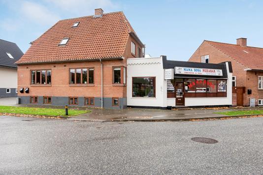 Villa på Fanøgade i Esbjerg - Ejendommen