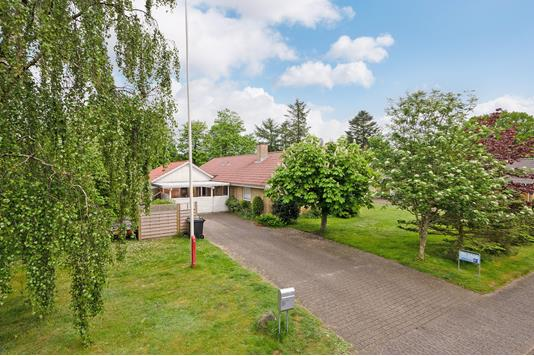 Villa på Bøgevej i Oksbøl - Mastefoto