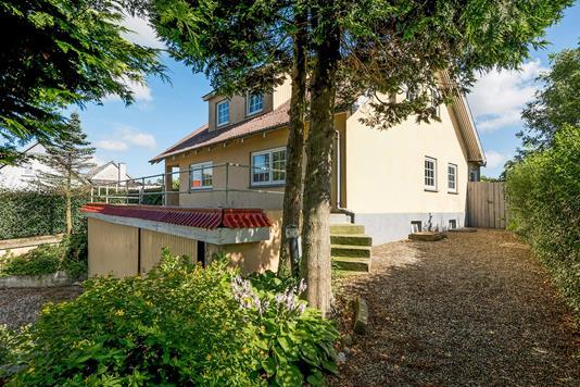 Villa på Lindbjergvej i Ølgod - Ejendommen