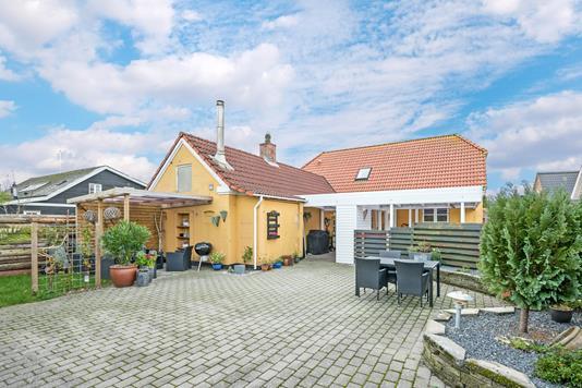 Villa på Hedelundvej i Oksbøl - Andet